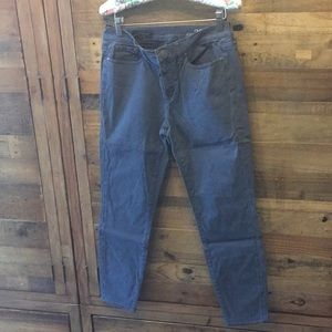 NWT J Crew  Toothpick gray jeans Sz 29